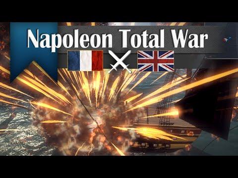 Marry Rose - Napoleon Total War (1v1 Online Naval Battle #16)
