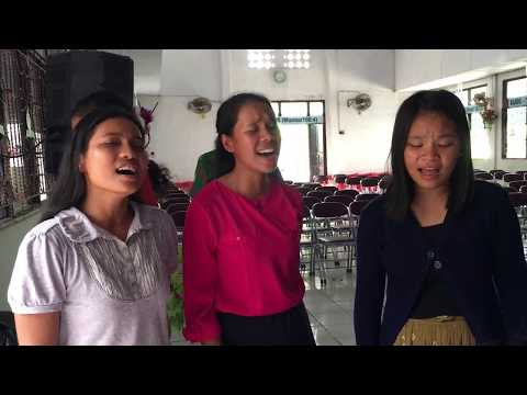 Terpujilah TUHAN - Indonesian scriptural wedding song