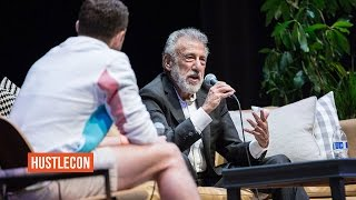 How Men's Wearhouse and Chubbies Built Iconic Brands – George Zimmer & Tom Montgomery @ Hustle Con