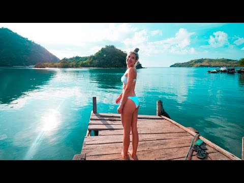 LOST IN FLORES - LAND OF THE KOMODO DRAGONS