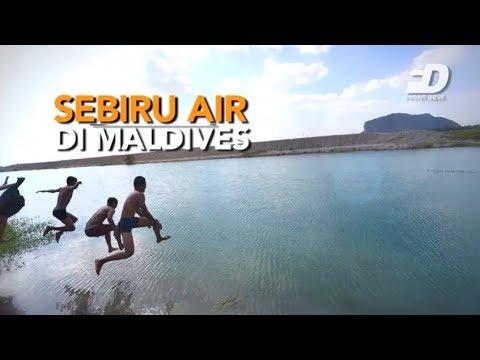 SEBIRU AIR DI MALDIVES