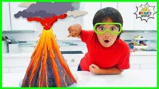 Download Volcano science experiment for Kids to do at home with Vinegar and Baking Soda!!! Mp3 and Videos