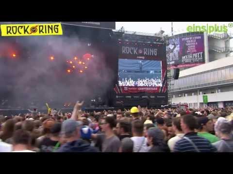Papa Roach  Burn Rock Am Ring 2013 HD