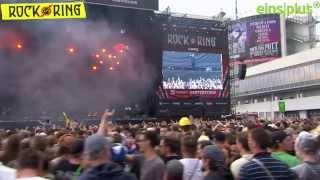 Papa Roach - Burn (Rock Am Ring 2013 HD)
