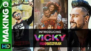 Introducing Vicky | Manmarziyaan | Vicky Kaushal