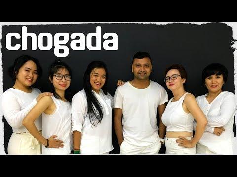 Chogada | Aayush Sharma, Warina Hussain, Darshan Raval, Asees Kaur | SK Choreography