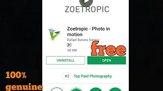 Gambar cover How to download zoetropic photo in motion free