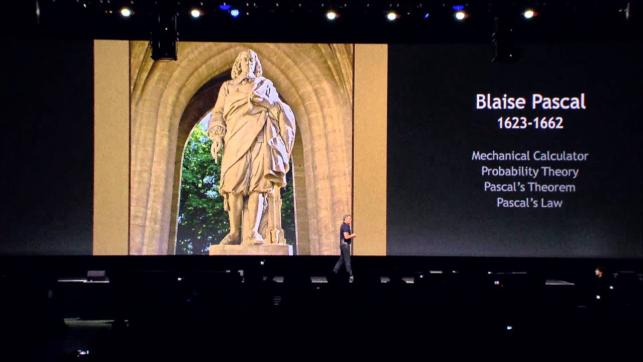 GTC 2014: NVIDIA Pascal GPU Architecture (Post-Maxwell) and