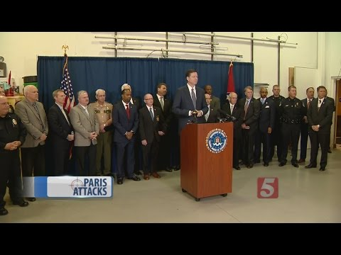 FBI Director Visits Nashville