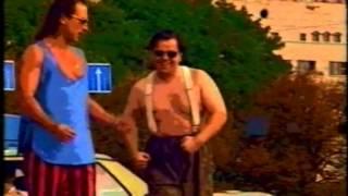Дмитрий Нагиев и Сергей Рост. 2000 год