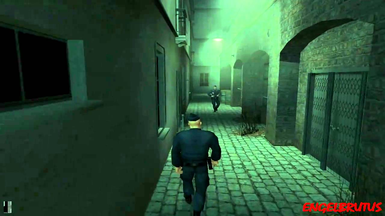 Hitman contracts gameplay