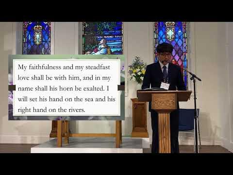 July 18th 2021 - Church Service