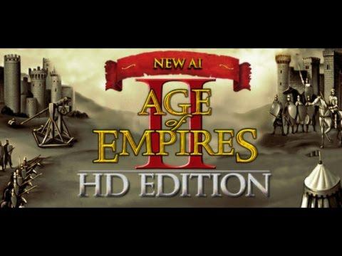 Age of Empires 2 HD Saladin Mission 4 Siege of Jerusalem