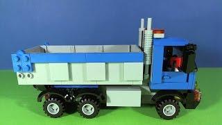 LEGO CITY EXCAVATOR and TRUCK 60075