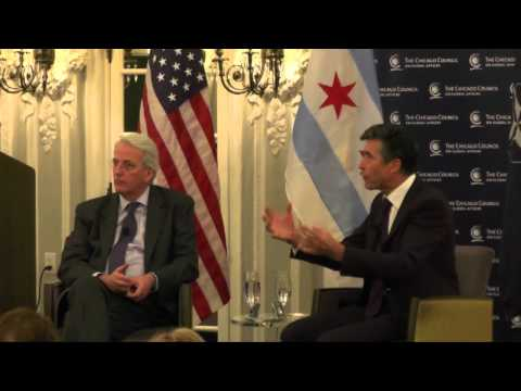 NATO Today: An Update from Secretary General Anders Fogh Rasmussen