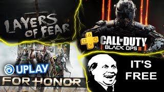 Muy buenas gente, hoy os traigo un vídeo informativo para la gente mas despistada ya que tenemos 3 buenos juegos totalmente gratis y ¡Para siempre!