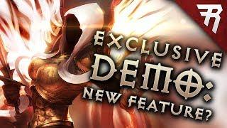 Exclusive Demo Diablo 3 Gameplay; Diablo 4 New Rift Idea (based on Path of Exile)