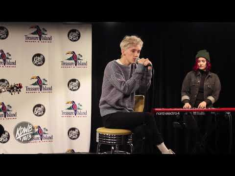 Troye Sivan - The Good Side in the KDWB Skyroom