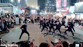 신인 아이돌이 길거리에서 춤을 춘다면? (N.CUS - 걸음아)