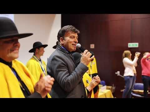 Tony Carreira e a Banda Filarmónica da Pampilhosa da Serra no XV Capítulo da Real Confraria do Mar