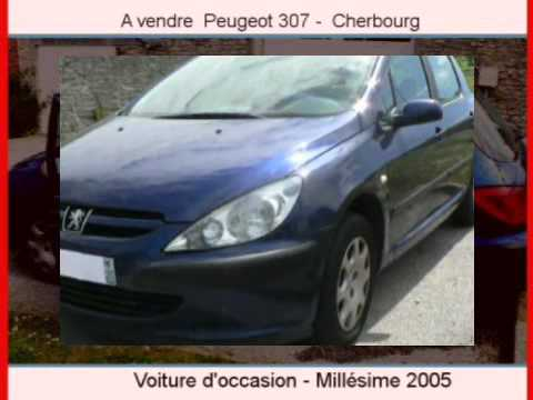 achat vente une voiture occasion peugeot 307 cherbourg. Black Bedroom Furniture Sets. Home Design Ideas