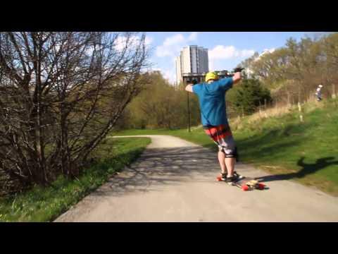 Skate Invaders // The Skate Invasion 2012