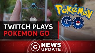 Twitch Plays Pokemon Go Is Now a Thing - GS News Update