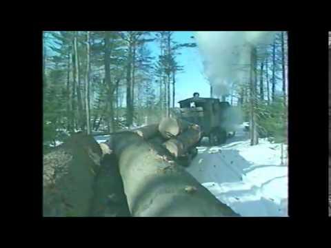 Lombard Steam Log Hauler #74 Winter Run