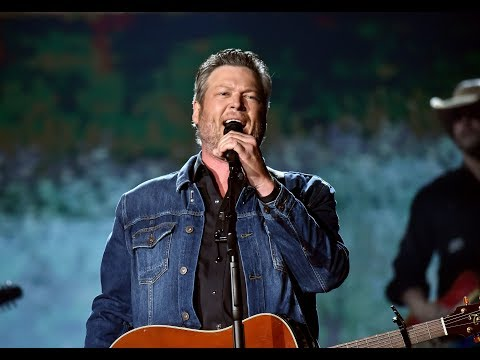 Blake Shelton Performs Emotional 'God's Country' At ACM Awards: I Felt 'the Most Connected To God'