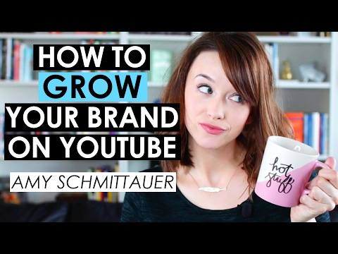How to Grow Your Brand on YouTube and VLOG like a Boss! — Amy Schmittauer Interview