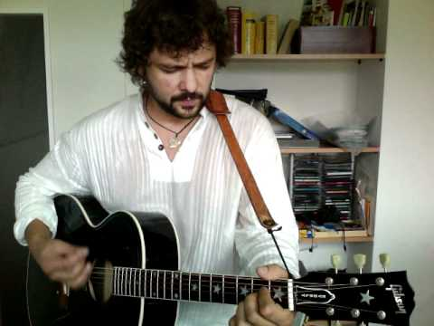 Just Another Night - Cat Stevens cover