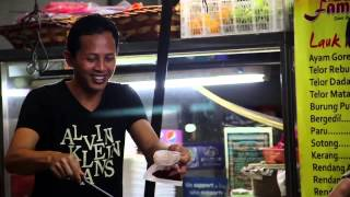 TARUC Advanced diploma Documentary 2013 -- The Root of Multiracial Traditional Food NASI LEMAK
