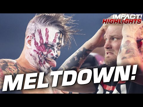 OVe BREAKS DOWN In Battle With Crazzy Steve! | IMPACT! Highlights May 19, 2020