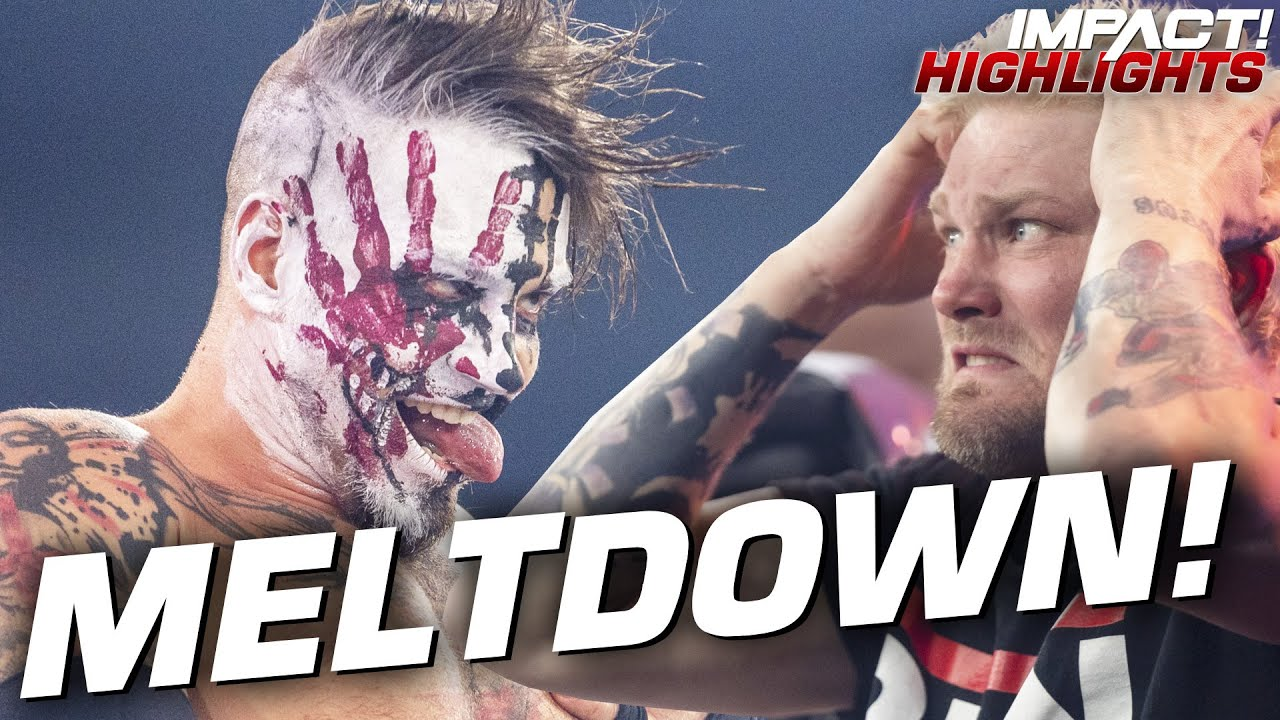 Download oVe BREAKS DOWN in Battle with Crazzy Steve! | IMPACT! Highlights May 19, 2020
