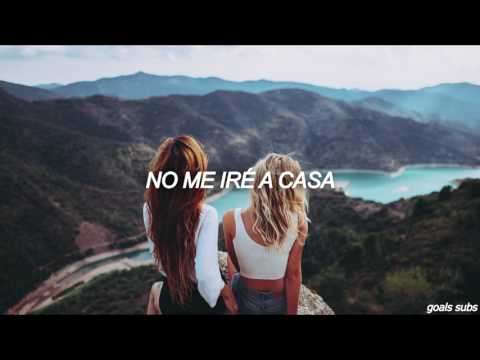 DVBBS & CMC$ ft Gia Koka - Not Going Home lyrics (Español)