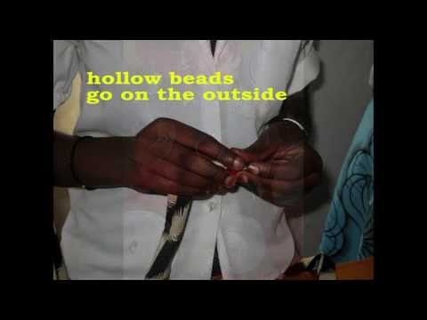 How Paper Bead Jewelry Is Made