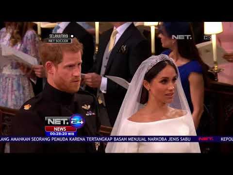 Pernikahan Pangeran Harry dan Meghan Markle - NET 24