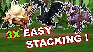 Dota 2 Tricks: THE BEST Stacking Guide!