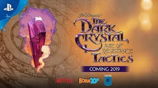 The Dark Crystal: Age Of Resistance Tactics   E3 2019 Announce Trailer | Ps4