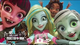 Welcome to Monster High Movie Coming Soon!   Monster High