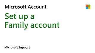 how to set up Microsoft Family for online safety & parental controls  Microsoft  Windows 10  Xbox