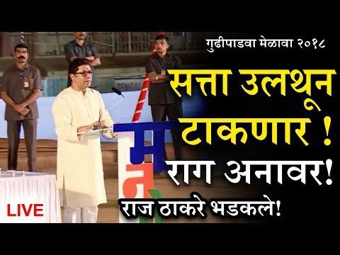 राज ठाकरेंची तोफ शिवतीर्थावर धडाडली! पहा संपूर्ण भाषण UNCUT | Raj Thackeray Latest Speech VIRAL