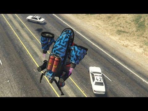 FACILITY VAN $5.190.500 KOPEN & JETPACK TESTEN! (GTA V Online Doomsday Heist DLC)