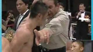内藤新王者、試合を振り返って thumbnail