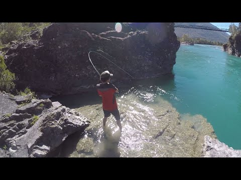 Patagonia Fly Fishing/Road Trip Rio Puelo