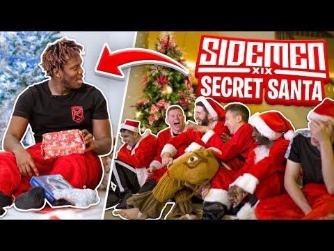 SIDEMEN SECRET SANTA!!!
