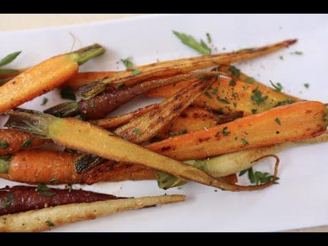 Best Sautéed Butter Carrots recipe  SAM THE COOKING GUY