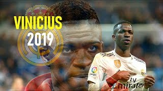 Vinicius Jr 2019 - Next Generation - Unreal Skills Goals & Assists - Real Madrid