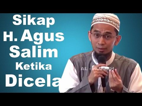 Sikap Haji Agus Salim Ketika Dicela - Ustadz Adi Hidayat, Lc, MA