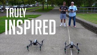 Truly Inspired - KEN HERON - The Inspire 2